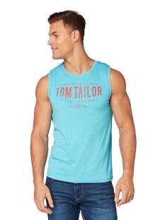 tanktop met all over print 1010784xx10 tom tailor t-shirt 17555
