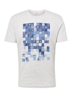 Tom Tailor T-shirt T SHIRT MET PRINT 1011494XX10 11077