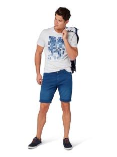 t shirt met print 1011494xx10 tom tailor t-shirt 11077