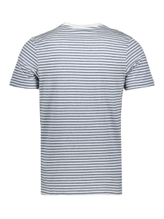 jormargo tee ss v neck 12160835 jack & jones t-shirt cloud dancer/slim
