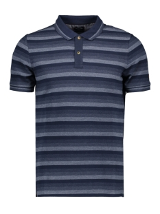 Jack & Jones Polo JPRFRED BLU. SS POLO 12154577 Navy Blazer/SLIM FIT