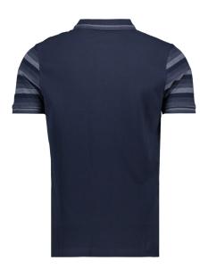 jprfred blu. ss polo 12154577 jack & jones polo navy blazer/slim fit