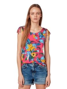 top met bloemenpatroon 1011627xx71 tom tailor top 18145