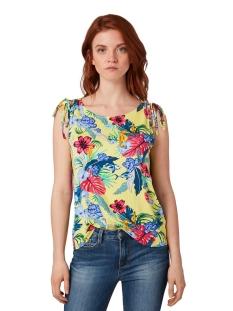 top met bloemenpatroon 1011627xx71 tom tailor top 18146