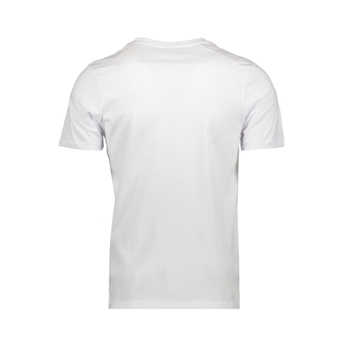 jcobooster tee ss crew neck june 19 12155989 jack & jones t-shirt white