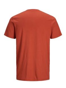 jprdept blu. tee ss crew neck 12156216 jack & jones t-shirt ketchup/slim fit