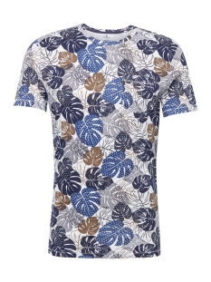 Tom Tailor T-shirt T SHIRT MET ALL OVER PRINT 1011499XX10 17989