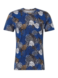 t shirt met all over print 1011499xx10 tom tailor t-shirt 17991