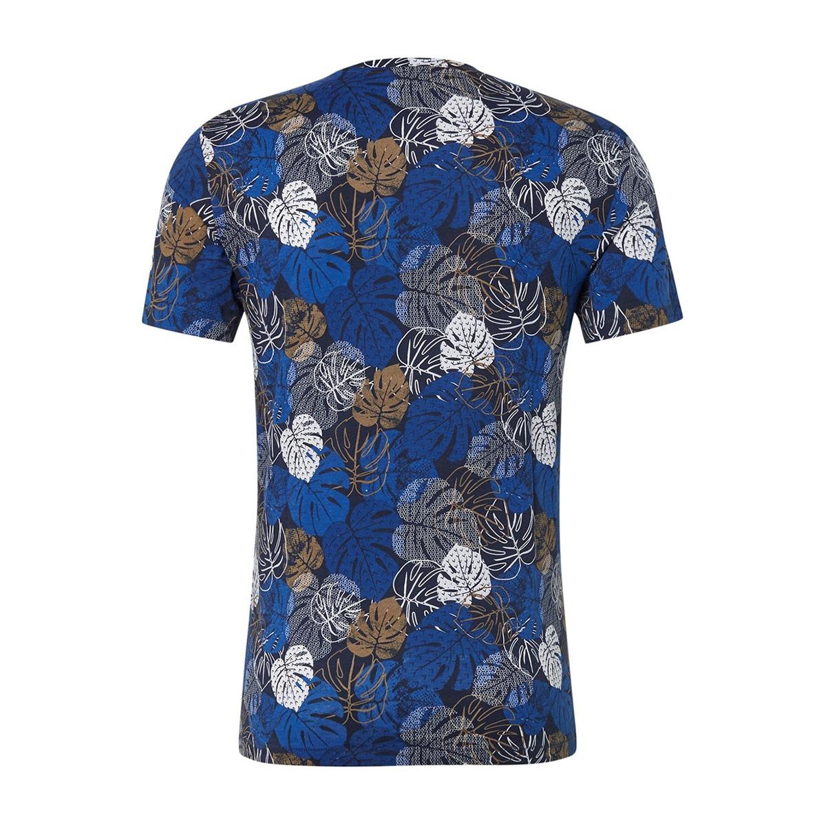 t shirt met all over print 1011499xx10 tom tailor t-shirt 17991