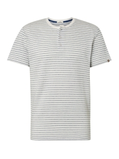 Tom Tailor T-shirt GESTREEPT HENLEY SHIRT 1011502XX10 17999