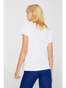 shirt van slubgaren met print 069cc1k002 edc t-shirt c100