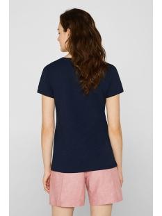 shirt van slubgaren met print 069cc1k002 edc t-shirt c400