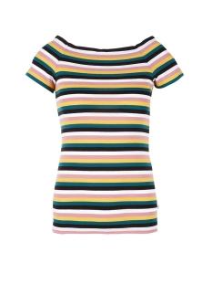 Q/S designed by T-shirt T SHIRT MET STREEPDESSING 41906325388 67G0