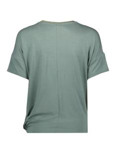 vmvanessa ss glitter tie top jrs lc 10215444 vero moda t-shirt laurel wreath