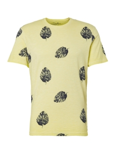 Tom Tailor T-shirt T SHIRT MET ALL OVER PRINT 1010807XX10 17537