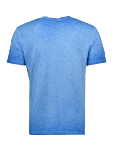 t shirt met all over print 1010807xx10 tom tailor t-shirt 17533