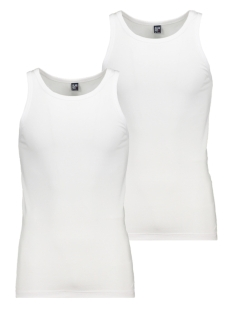 Alan Red T-shirt OAKLAND 2 PACK 6687 01 White