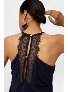 vmmilla s/l lace top noos 10185863 vero moda top night sky