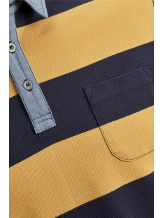 jprbertil blu. polo ss 12154916 jack & jones polo tinsel/slim fit