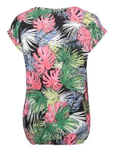 brisia ss pink lagoon ned t-shirt pink 401