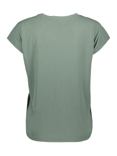 vmsabrina ava ss wide top box jrs k 10215971 vero moda t-shirt laurel wreath