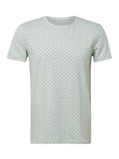 Tom Tailor T-shirt T SHIRT MET ALL OVER PRINT 1011138XX12 17827