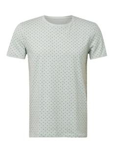 Tom Tailor T-shirt T SHIRT MET ALL OVER PRINT 1011138XX12 17827