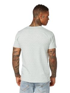 t shirt met all over print 1011138xx12 tom tailor t-shirt 17827