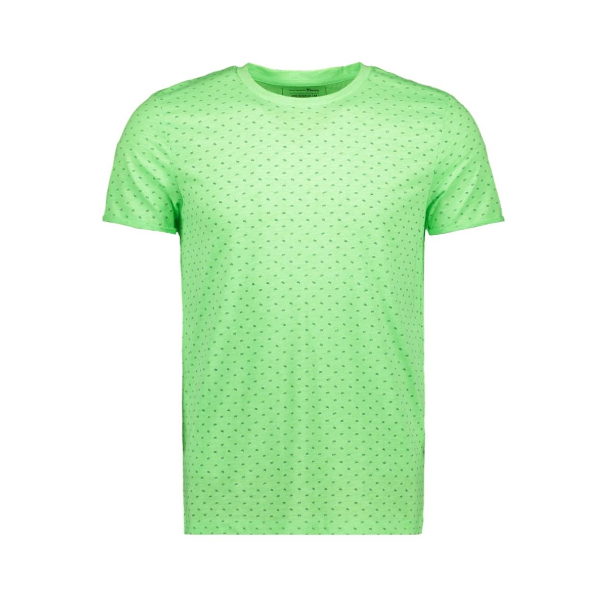 t shirt met print 1011138xx12 tom tailor t-shirt 17829