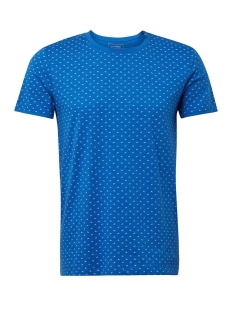 Tom Tailor T-shirt T SHIRT MET ALL OVER PRINT 1011138XX12 17830