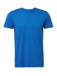 Tom Tailor T-shirt T SHIRT MET ALL OVER PRINT 1011138XX12 17830