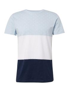 Tom Tailor T-shirt T SHIRT MET ALL OVER PRINT 1011309XX12 17833