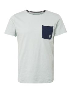 Tom Tailor T-shirt T SHIRT MET BORSTZAK 1010862XX12 17549