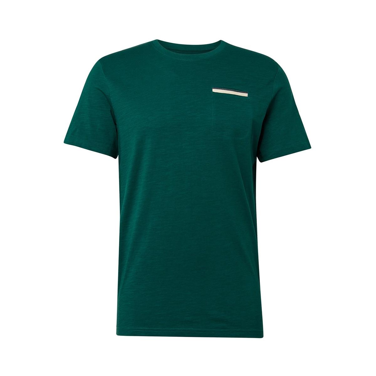 t shirt met borstzak 1012834xx10 tom tailor t-shirt 10413