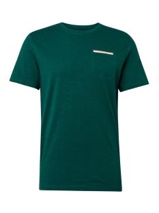 Tom Tailor T-shirt T SHIRT MET BORSTZAK 1012834XX10 10413
