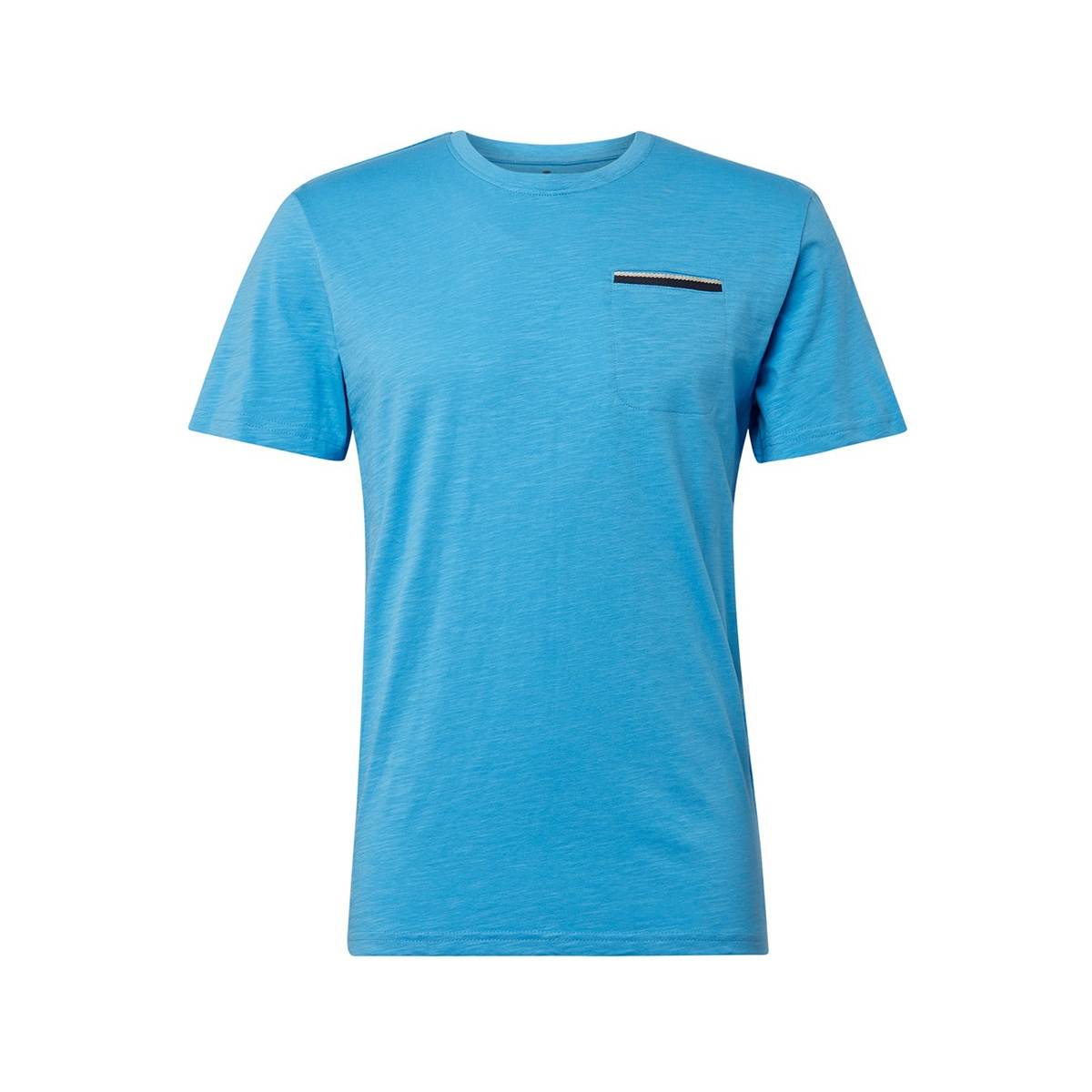 t shirt met borstzak 1012834xx10 tom tailor t-shirt 18395