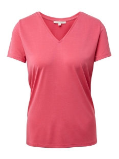 Tom Tailor T-shirt T SHIRT MET V HALS 1012755XX71 16908
