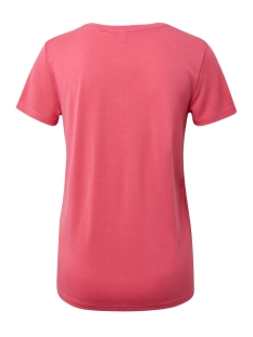 t shirt met v hals 1012755xx71 tom tailor t-shirt 16908