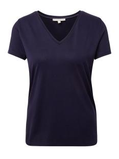 Tom Tailor T-shirt T SHIRT MET V HALS 1012755XX71 18528