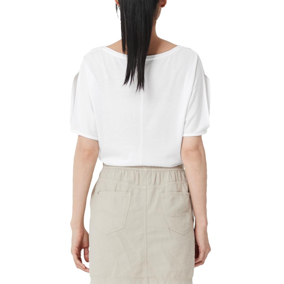 cold shoulder shirt 41907325508 q/s designed by t-shirt 0100