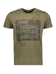 PME legend T-shirt SHORTSLEEVE T SHIRT PTSS195553 6409