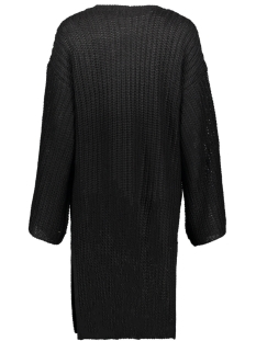 nmliam l/s knit cape 4 27006990 noisy may vest black