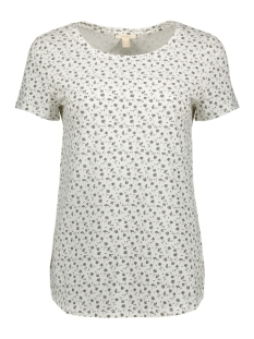 Esprit T-shirt T SHIRT MET ALL OVER BLOEMENPRINT 079EE1K027 E110