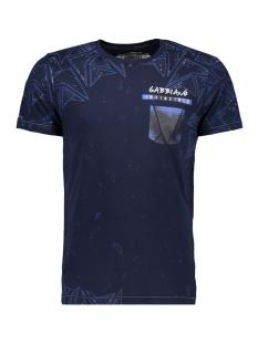 t shirt 13869 gabbiano t-shirt navy