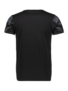t shirt 13881 gabbiano t-shirt black