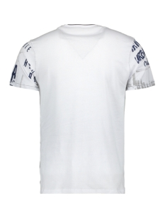 t shirt 13868 gabbiano t-shirt white