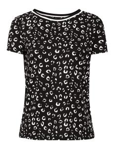 t shirt met luipaard print 069ee1k074 esprit t-shirt e001