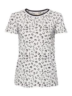 Esprit T-shirt T SHIRT MET LUIPAARD PRINT 069EE1K074 E110