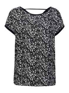 Esprit T-shirt T SHIRT MET OPEN RUG 079EE1K022 E001