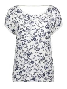 Esprit T-shirt T SHIRT MET OPEN RUG 079EE1K022 E110